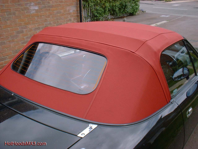 Mazda Mx5 Hoods Supplied And Fitted Hot Hoods Mx5